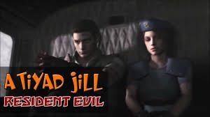 Resident Evil 1 –  Atiyad Jill