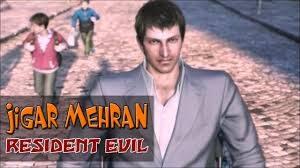 Resident Evil Damnation – Jigar Mehran