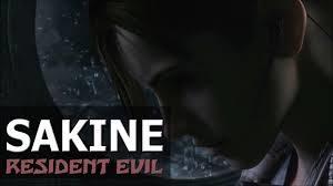 Resident Evil Revelation – Sakine